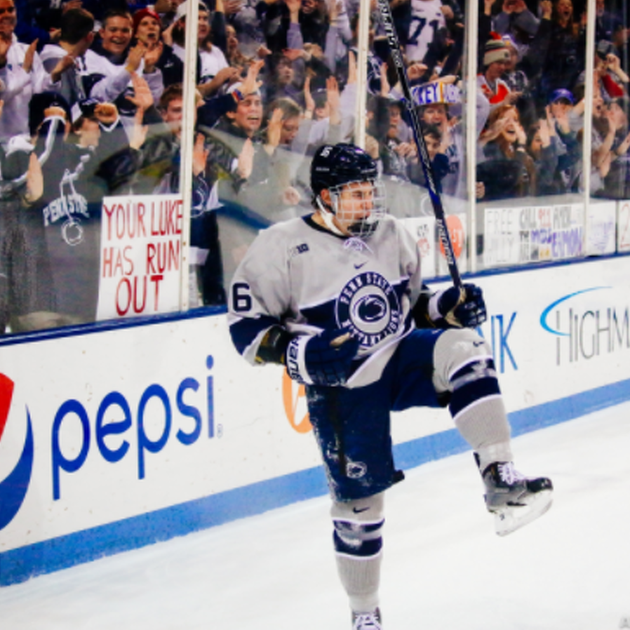 Penn State Hockey: Nittany Lions Look To Beat Morris, Irish, In Big Ten Semifinals