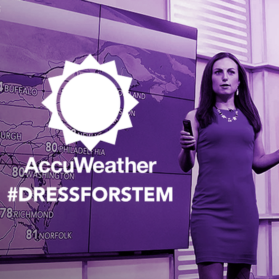 AccuWeather Celebrates Women in Science and Tech Careers with March Events