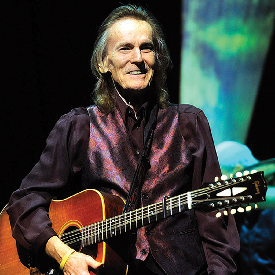 Gordon Lightfoot will bring half a century of songs and stories to concert at Eisenhower Auditorium
