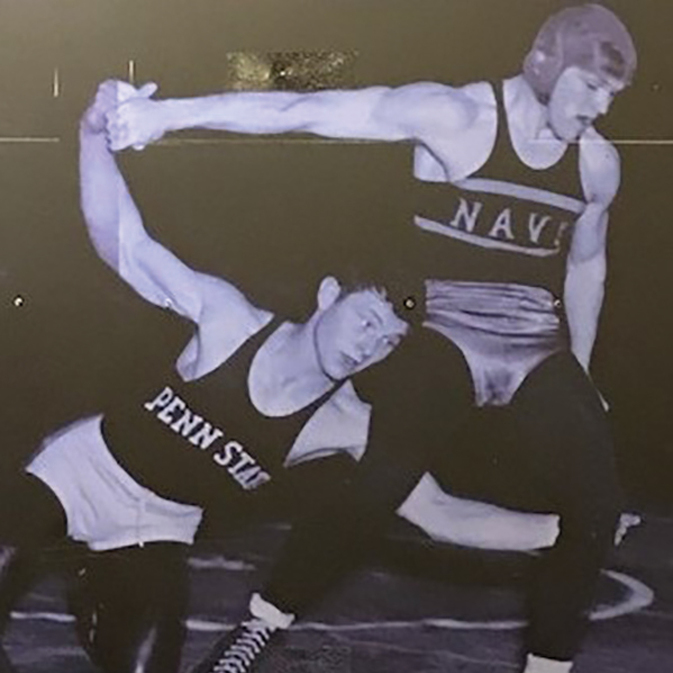 Penn State Diary: 1920s PSU wrestler was the first Japanese athlete to win an Olympic medal