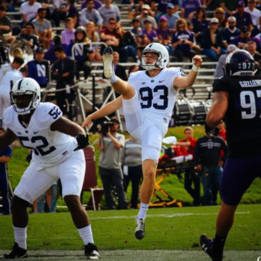 Penn State Football: Blake Gillikin's Secret Is Simple. He Likes Kicking