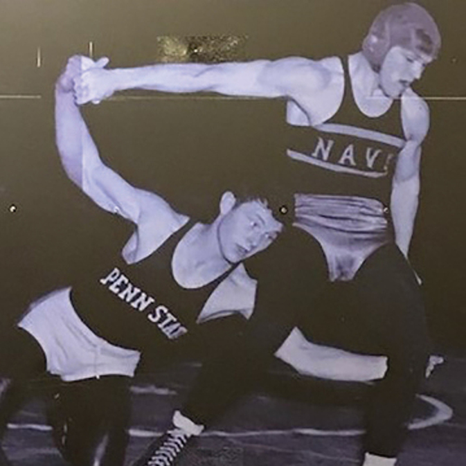 1920s Penn State Wrestler Was the First Japanese Athlete to Win an Olympic Medal