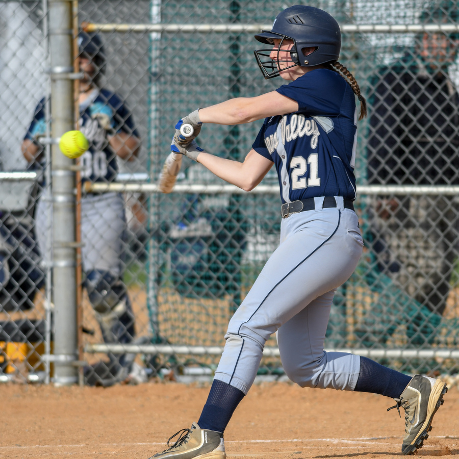 Lady Eagles outlast P-O in 9 innings