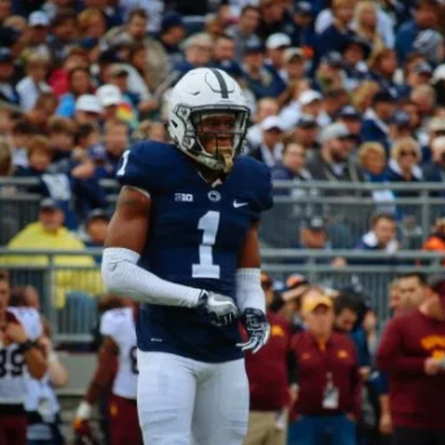 Penn State Football: Christian Campbell Selected by Cardinals in Sixth Round