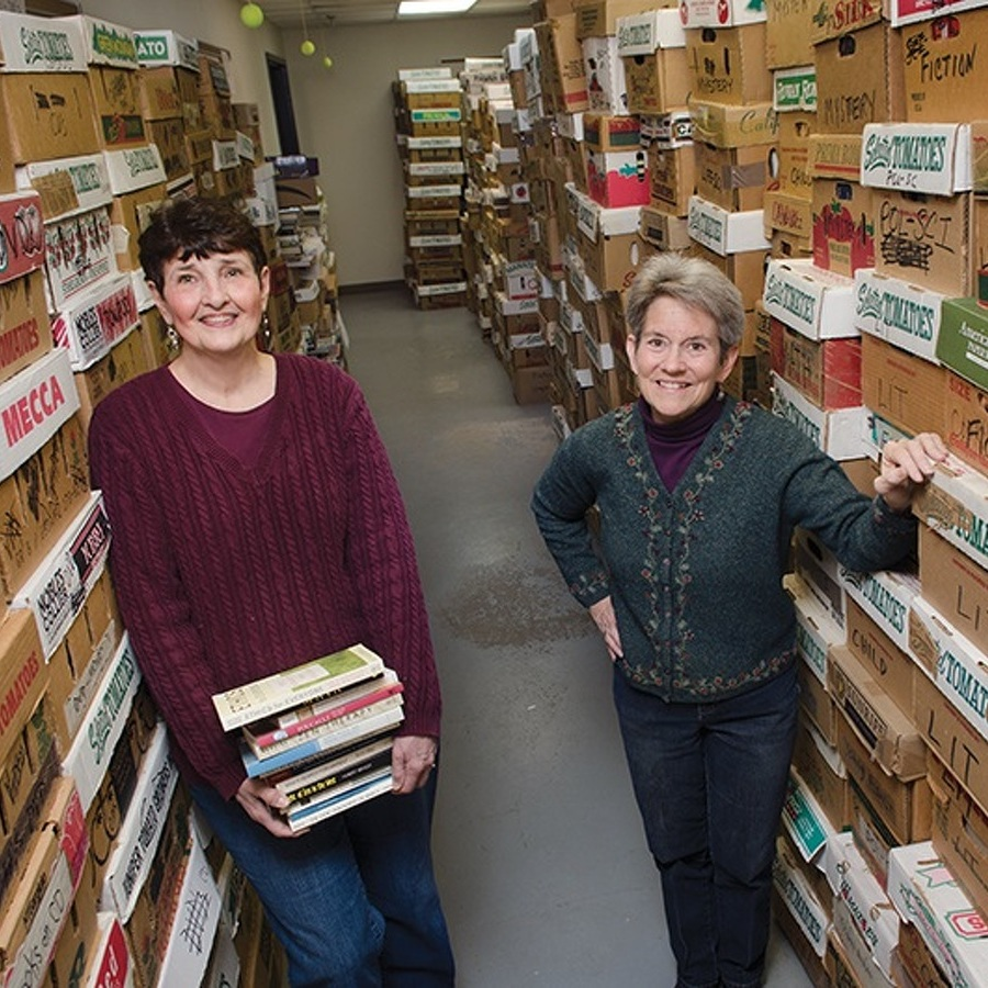 AAUW State College Used Book Sale has been a bibliophile's paradise for 57 years