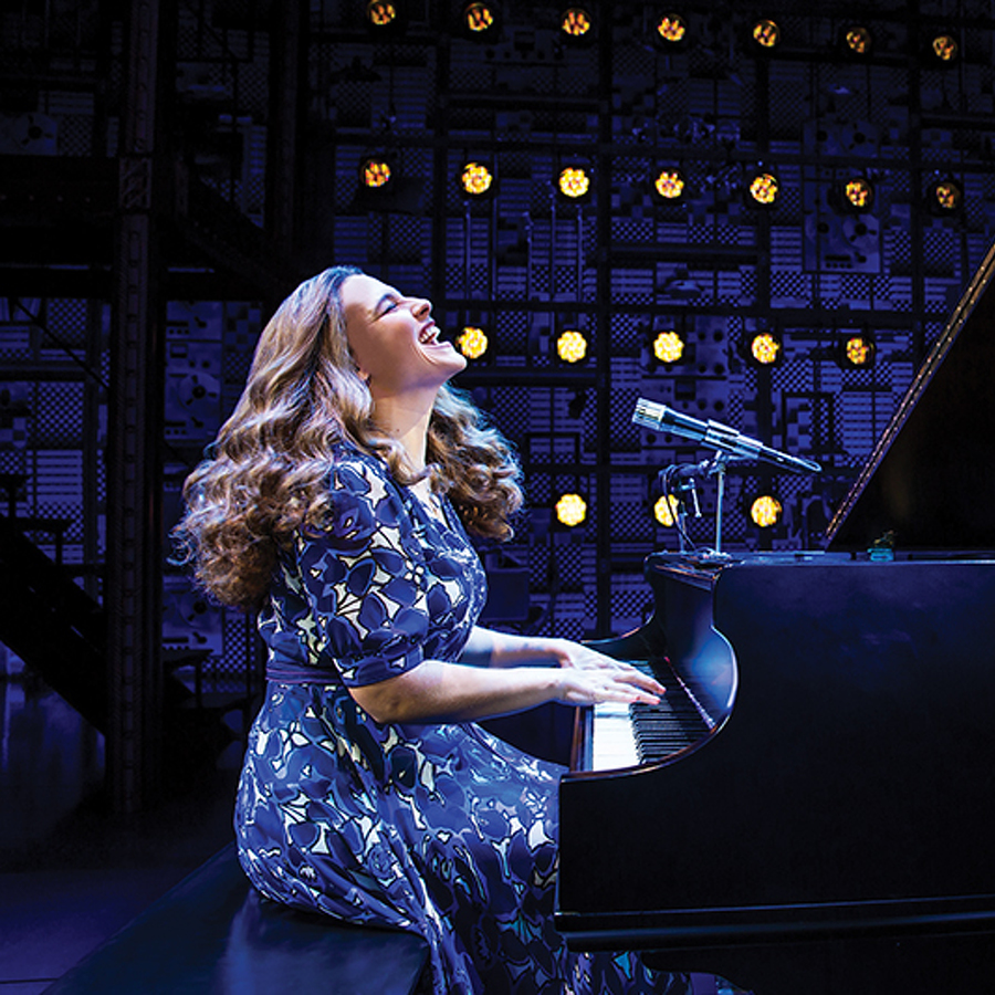Beautiful: The Carole King Musical will make its Penn State debut in February 2019