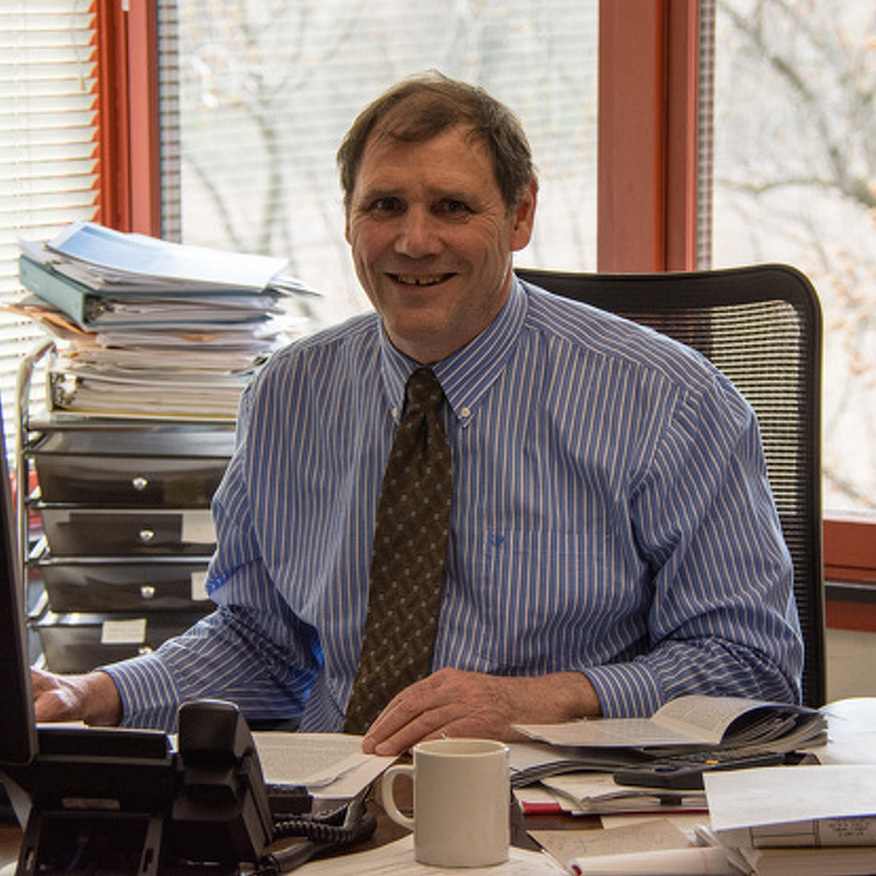 Kent Baker Retires After Nearly 3 Decades with College Township