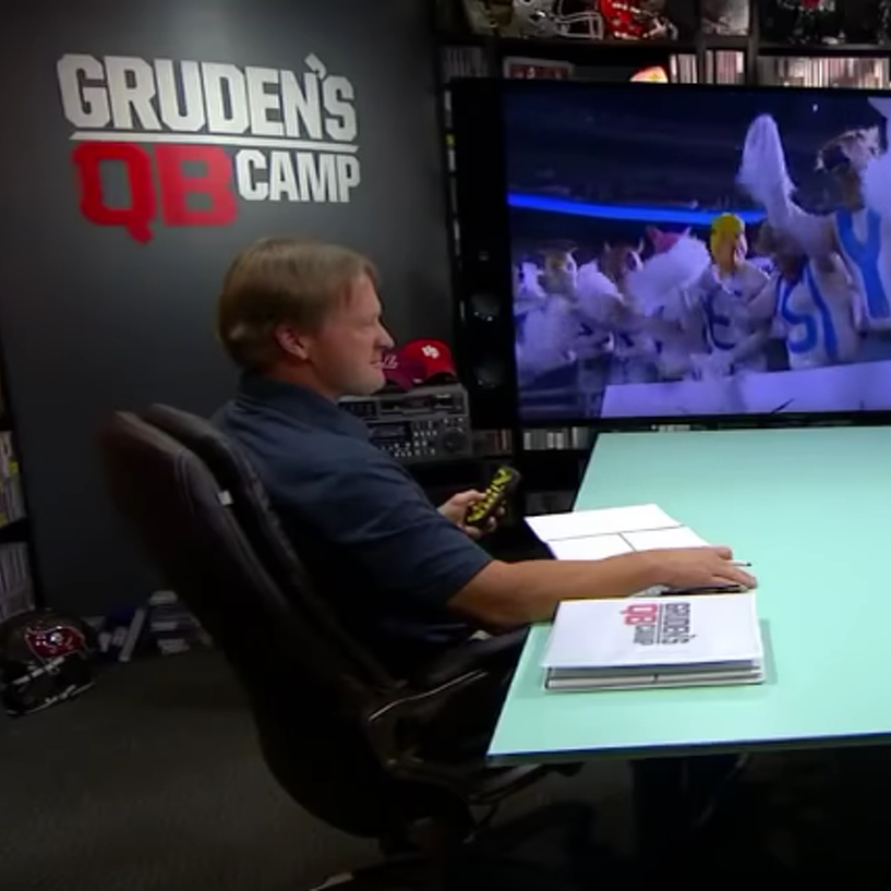 Penn State Football: Gruden Might Just Be The Answer For Hackenberg