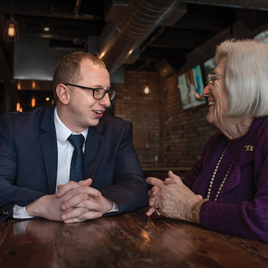Lunch with Mimi: Centre Crest Administrator Andrew Naugle on Elder Care and the New Facility Planned in College Township