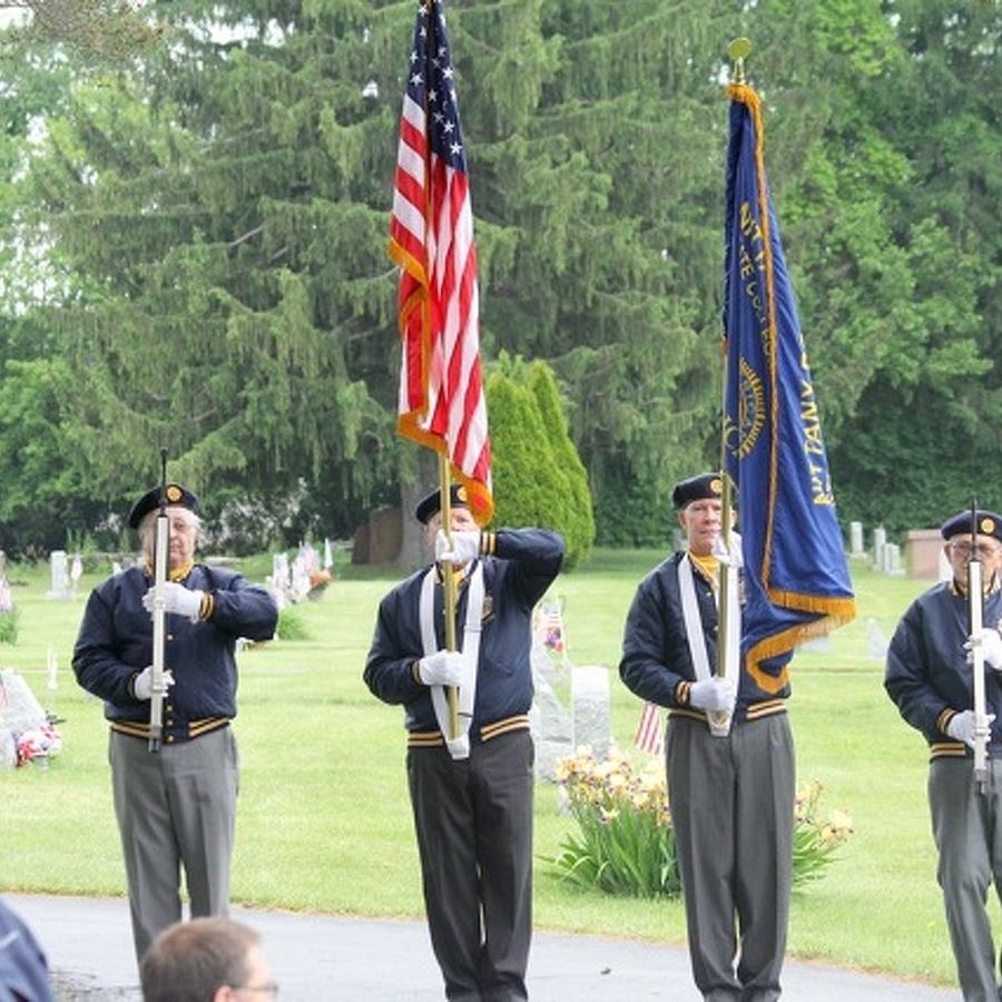 Memorial Day Services Planned Around the Area