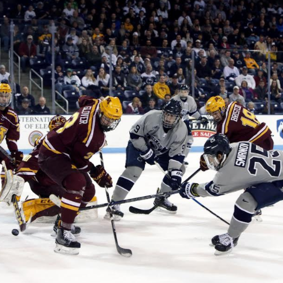 Penn State Hockey: North Dakota Down The Road? Marquee Game Might Happen