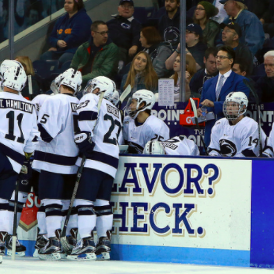 Summer Reading List: Penn State Hockey's Guy Gadowsky