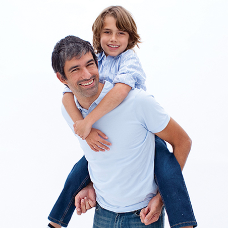 Know Your Worth: A father's praise and attention helps loved ones bloom from the inside out