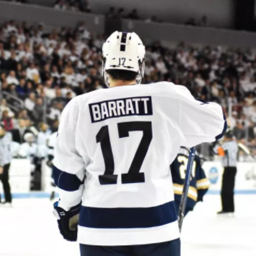 Penn State Hockey: Barratt Set To Join U.S. Roster At World Junior Showcase