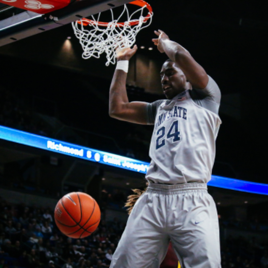 Penn State Basketball's Watkins Charged with Possession of Drug Paraphernalia