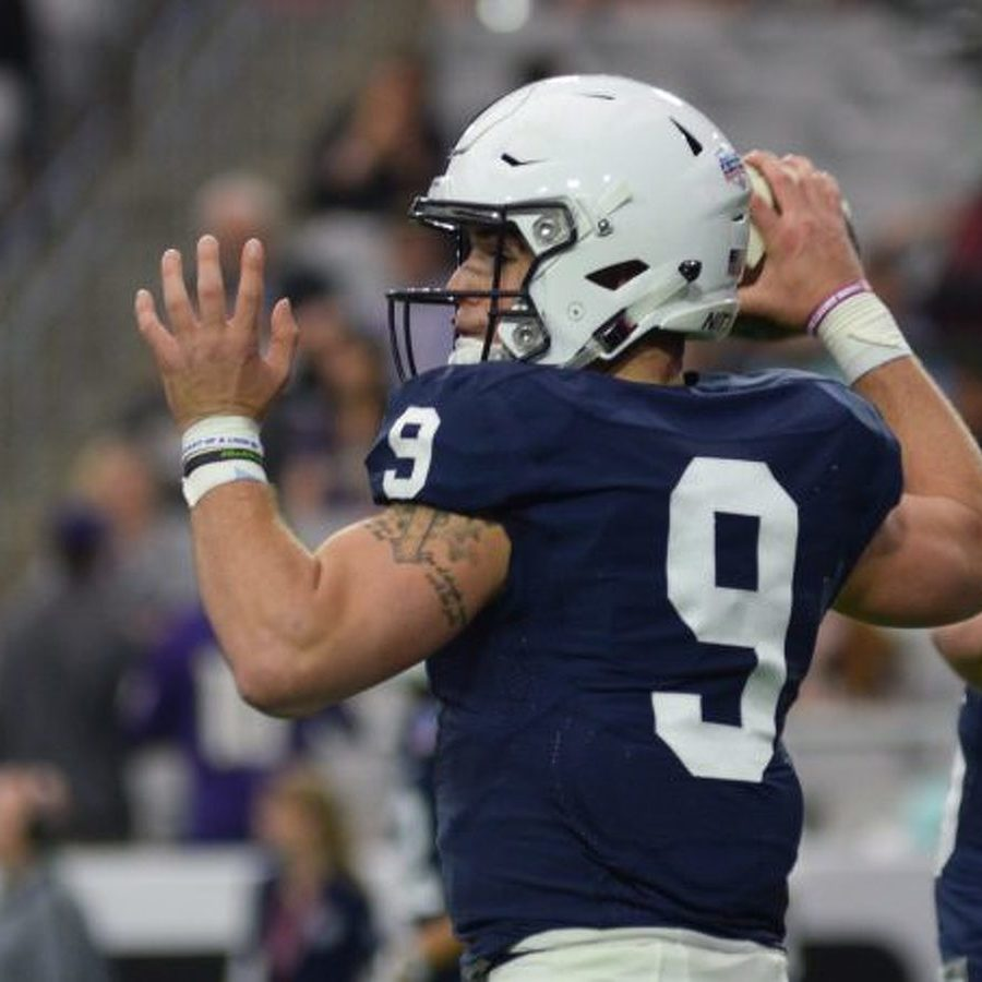 Sports Illustrated Ranks Trace McSorley Among Top Players in College Football