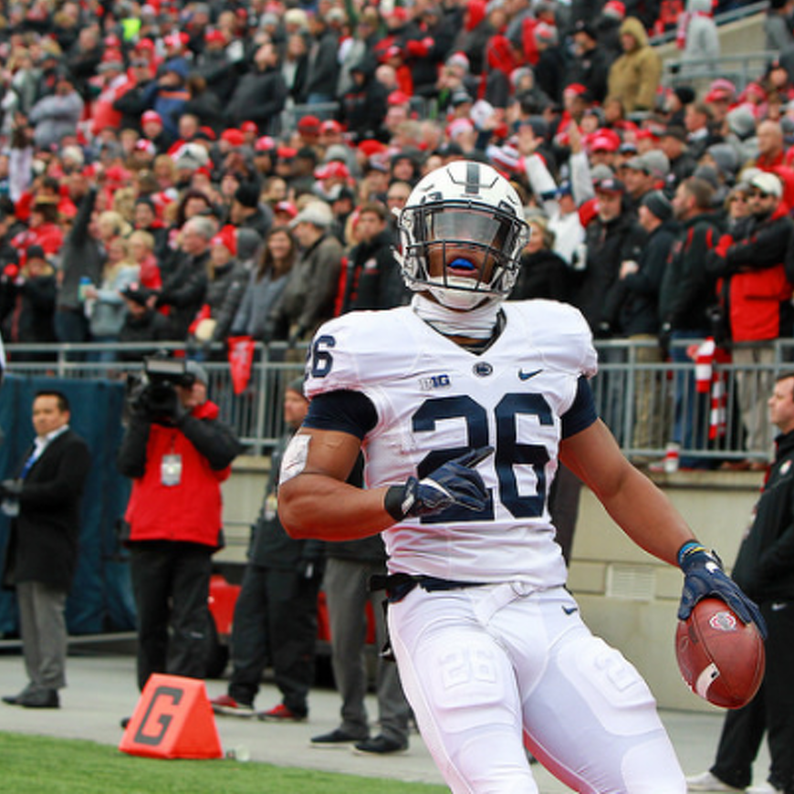 Penn State Athletics: Barkley And Washington Named Athletes Of The Year