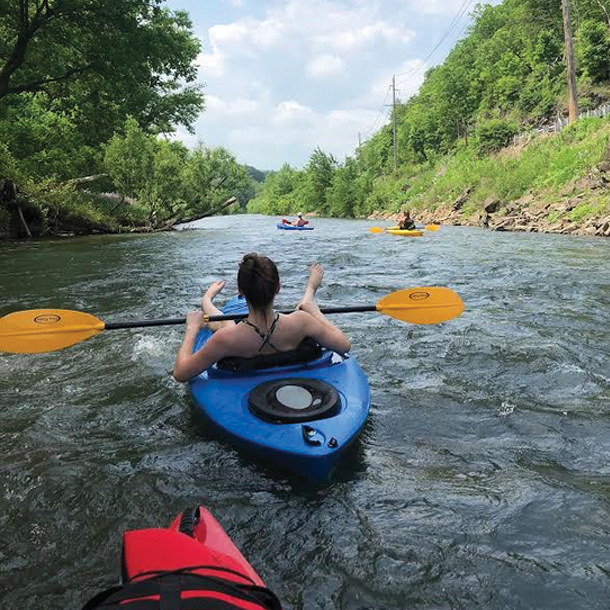 Great Outdoors: Adventure on the Water