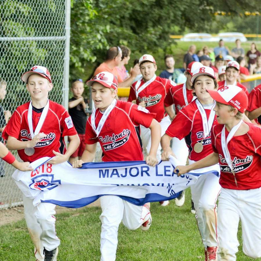 Bellefonte Little League makes history with its third straight district championship