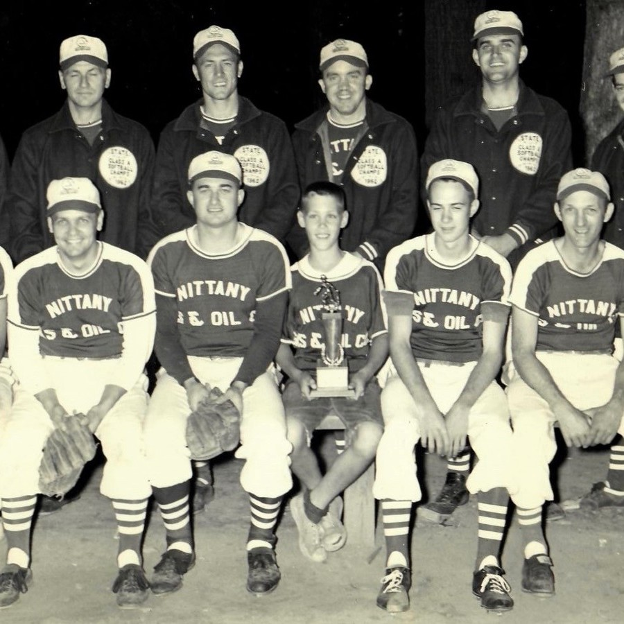 When Fastpitch Softball Was King, Nittany Gas & Oil Wore the Local Crown
