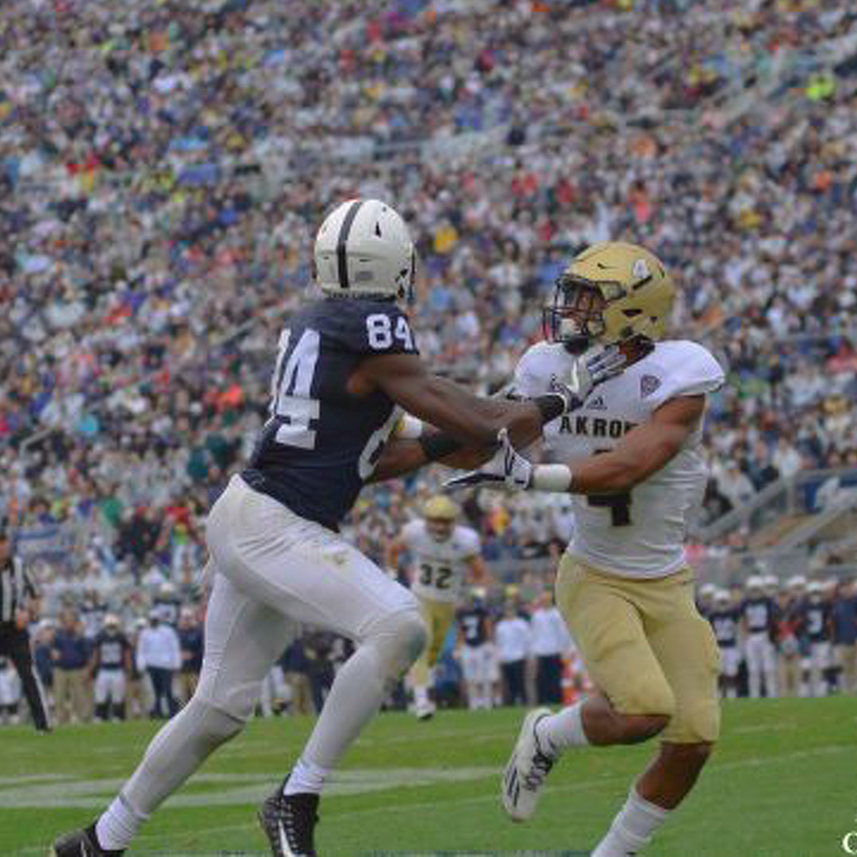 Penn State Football: Johnson Talks Justin Shorter As Receiver Duo Rooms Together