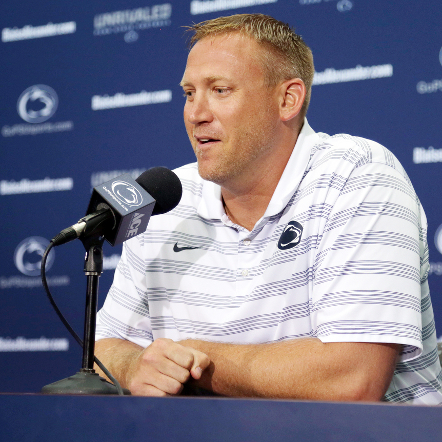 New Penn State Coordinator Ricky Rahne Answers: 'Whose Offense Is It, Anyway?'