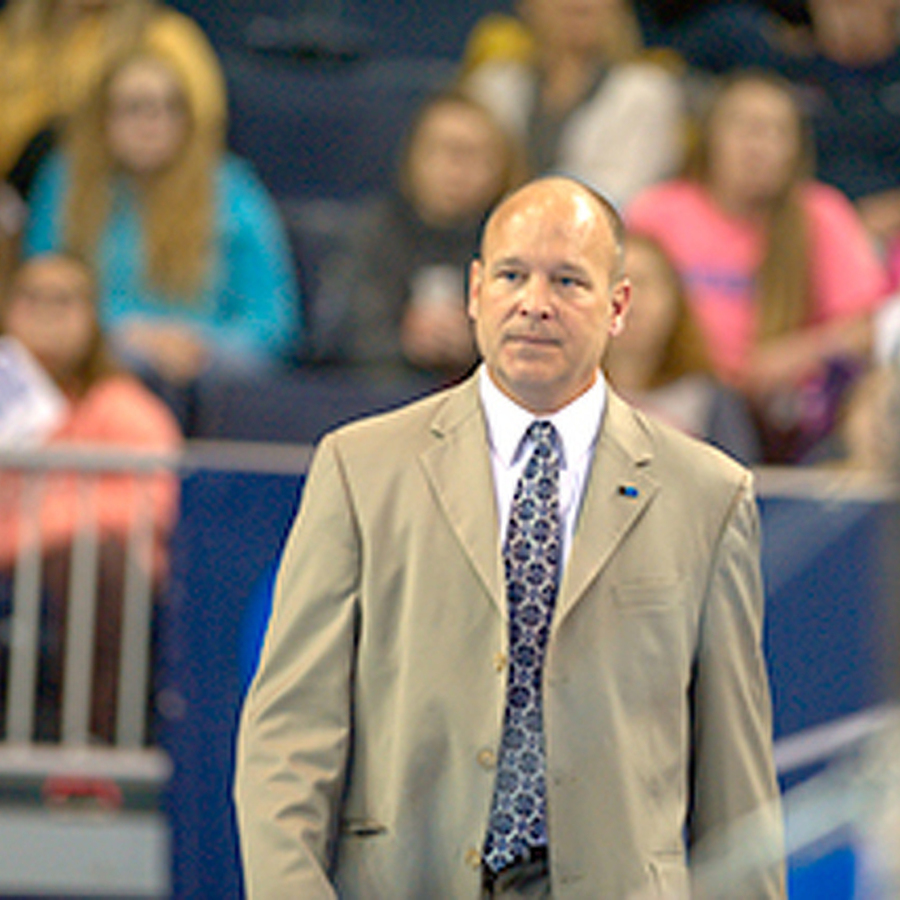 Former Women's Gymnastics Coach Files Lawsuit Against Penn State