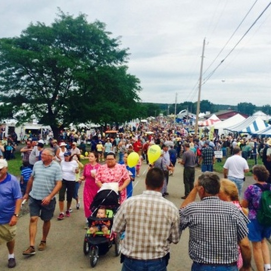 Residents and Visitors Advised of Heavy Traffic During Ag Progress Days