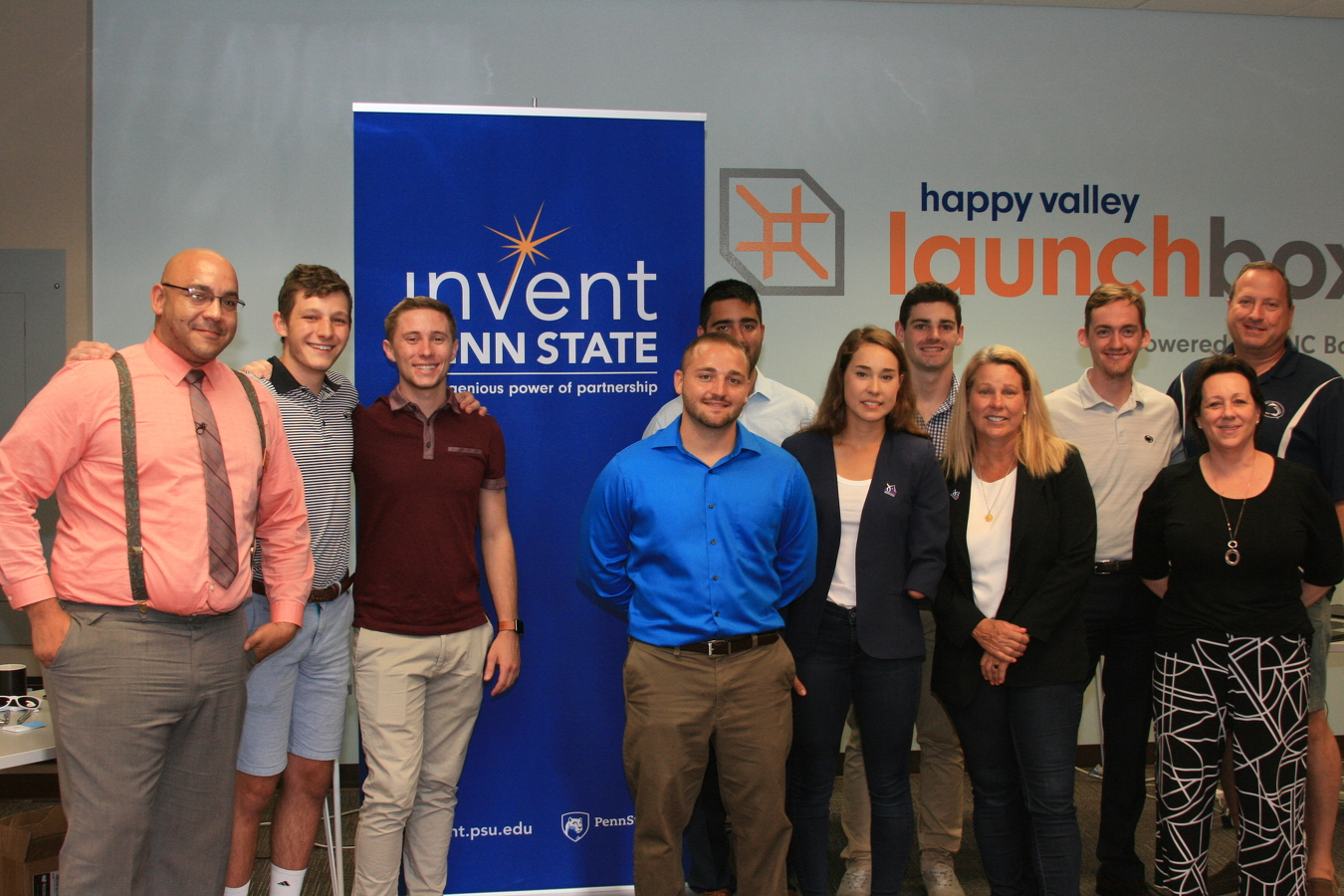 State College, PA - Penn State accelerator program helps