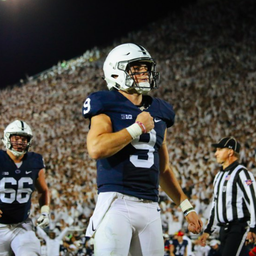 Penn State Football: McSorley Named Second Team Preseason AP All-American