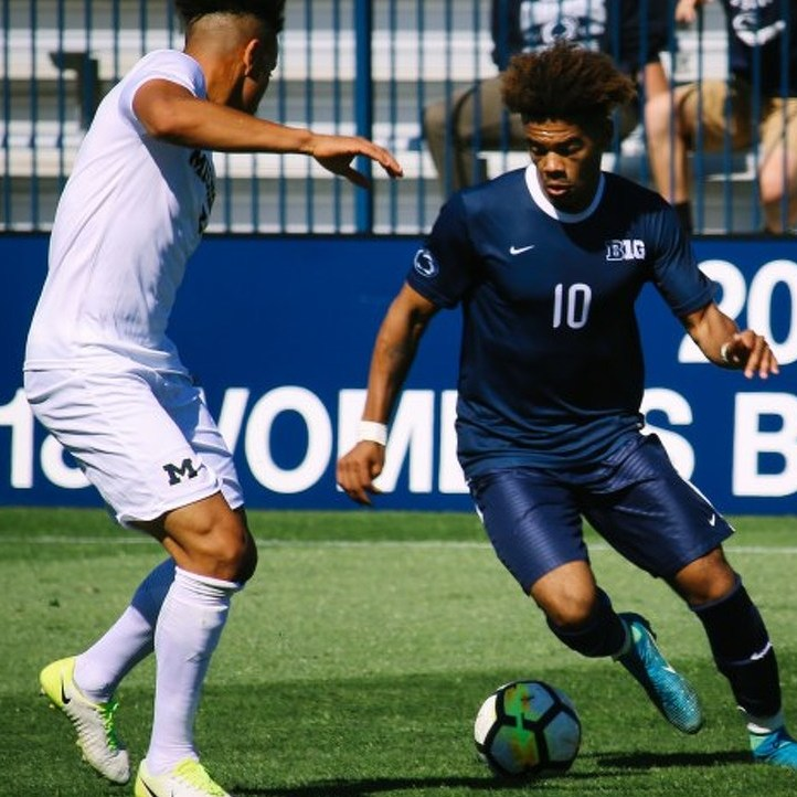 Penn State Men's Soccer Will Rely on Experienced Defense, Enlivened Forwards Under Cook
