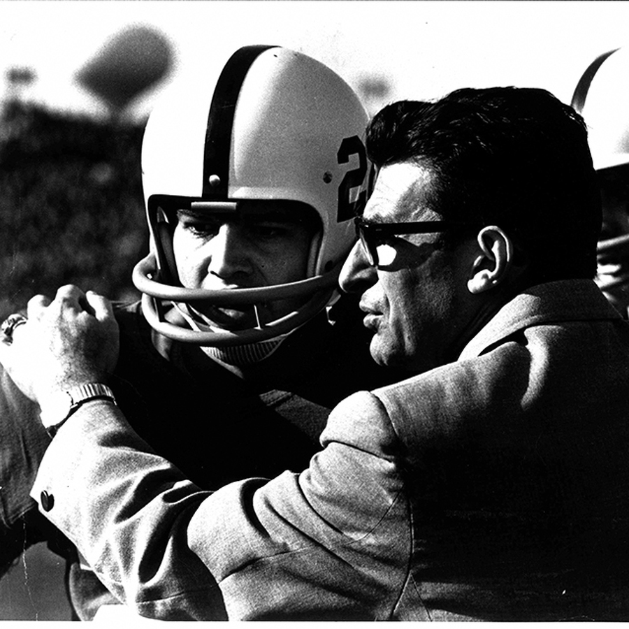 The Foundation: 50 years ago, Penn State's undefeated Orange Bowl champs built a legacy of greatness