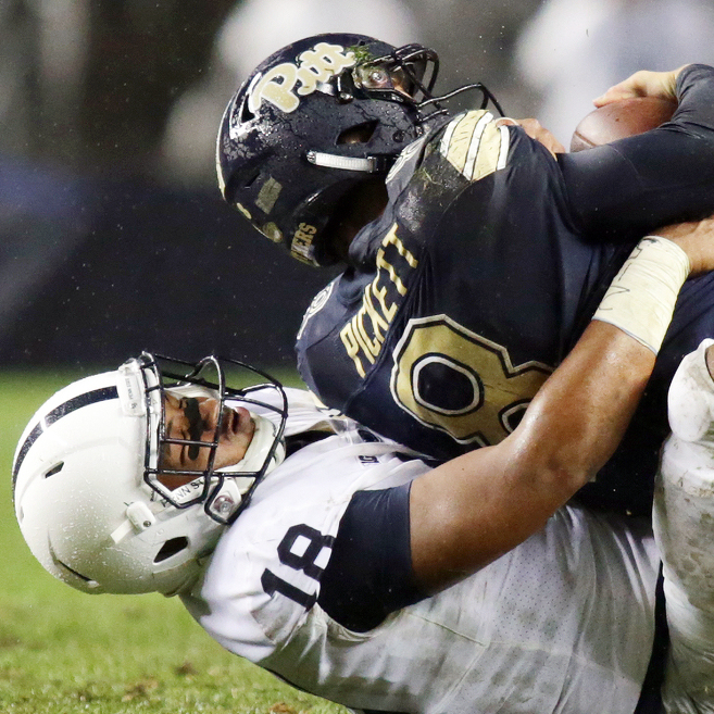 Penn State Football: It Was a (Nar)Doozy of a Game for a Pitt