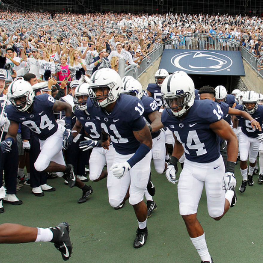 Penn State Football: Nittany Lions Up To No. 11 In Latest AP Poll