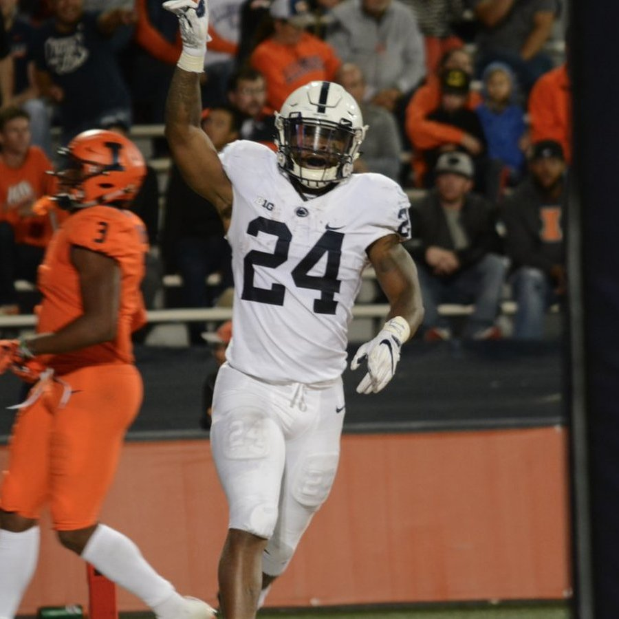 Penn State Football: Nittany Lions Dominate Second Half to Cruise Past Illinois
