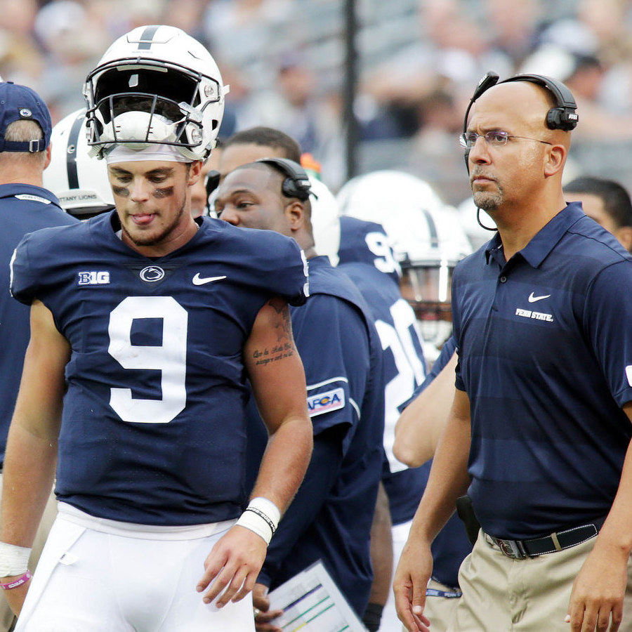 From the Start, Franklin & McSorley Shared a Vision for Penn State Football