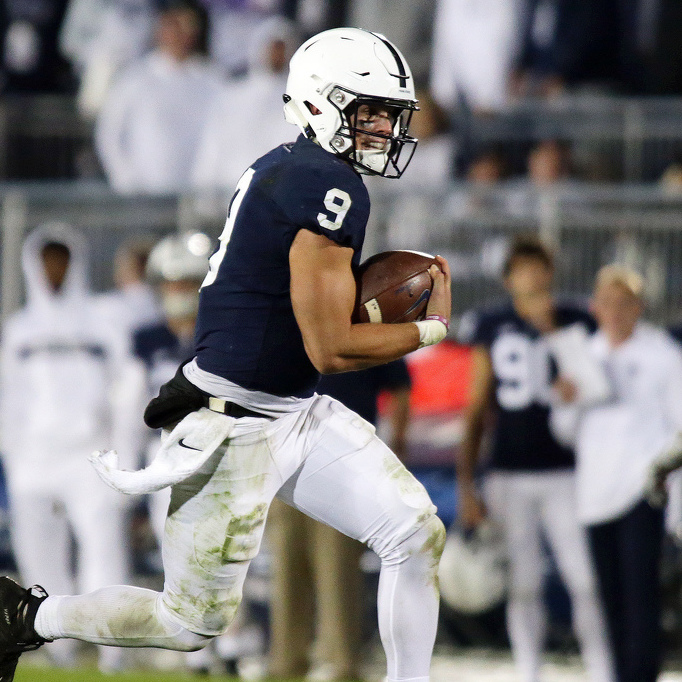 Don't Let Trace McSorley's Incredible Performance Be Overshadowed by Loss
