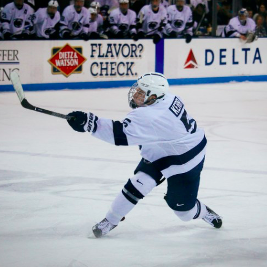 Penn State Hockey: Kevin Kerr To Miss Exhibition Game With Injury But Hopeful For Opening Night