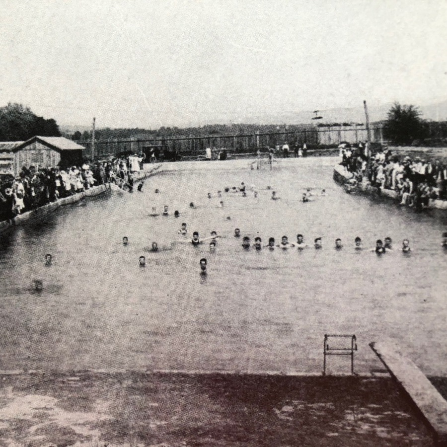 Mystery of Bellefonte Academy swimming pool unearthed