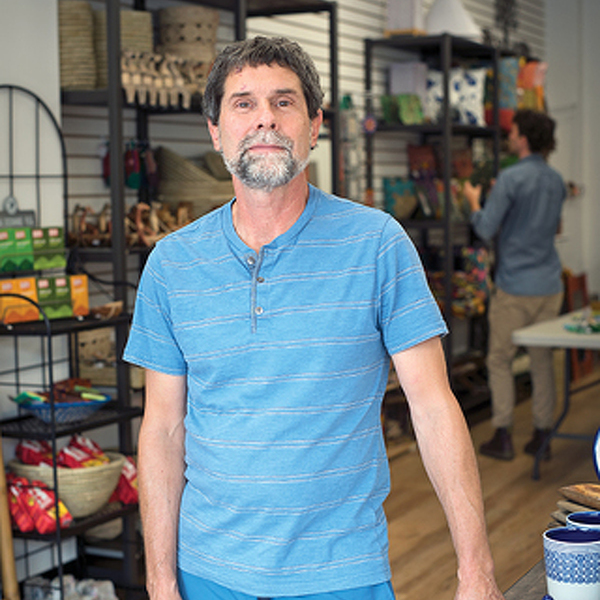 Q&A with Joel Weidner, on the New Ten Thousand Villages Fair Trade Store in State College
