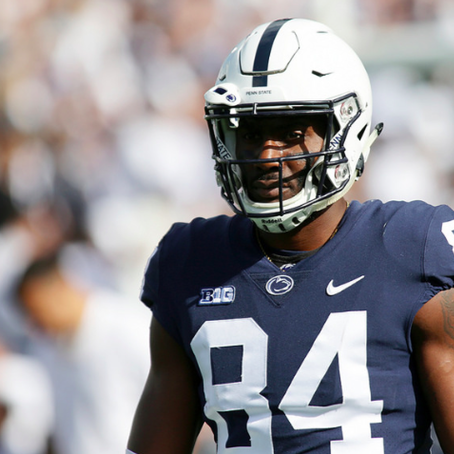 Penn State Football: Johnson Status Uncertain For Saturday Against Iowa