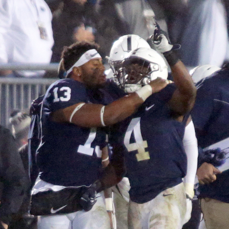 How Penn State Won Saturday's Game Against Iowa on Wednesday