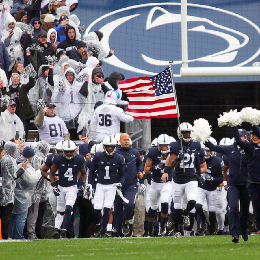 Penn State Football: Nittany Lions At No. 14 In First CFB Playoff Rankings