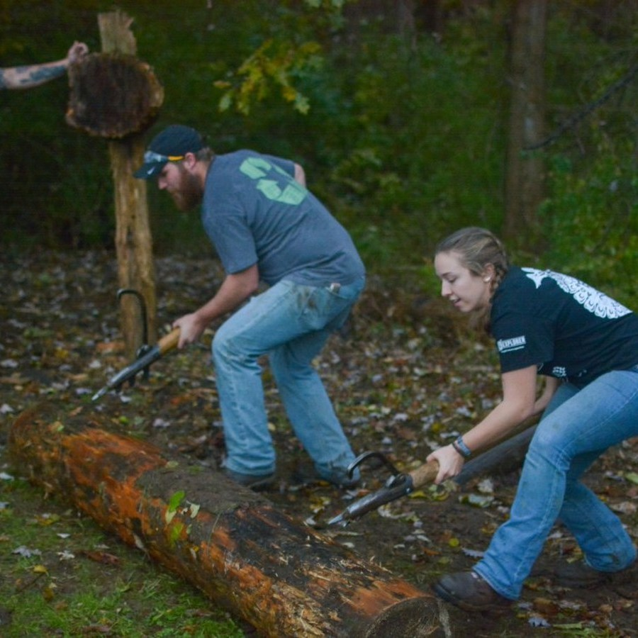 A Look Inside the Penn State Woodsmen Team