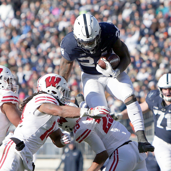 Penn State's Offense Pays its IOU & Proves Possession is 9/10th of the Law