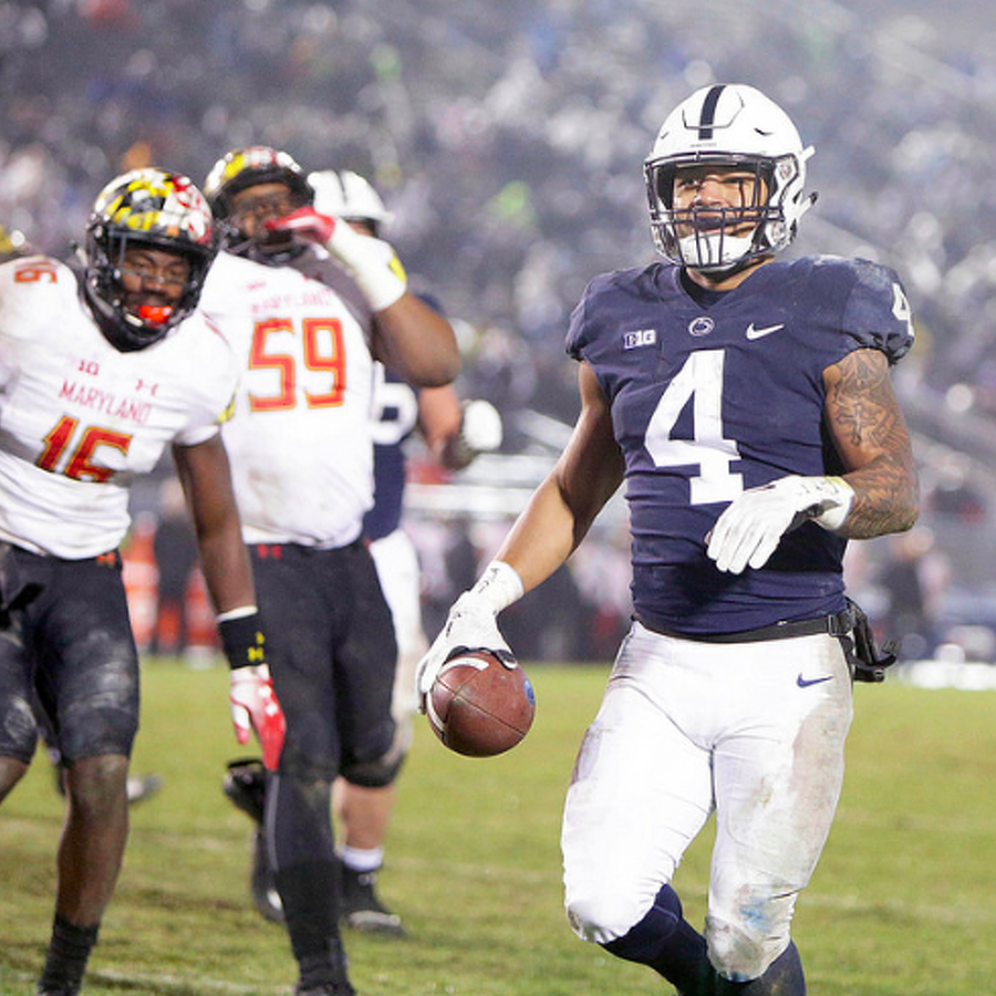 Penn State Football: Handing Out The Grades As Nittany Lions Beat Maryland 38-3
