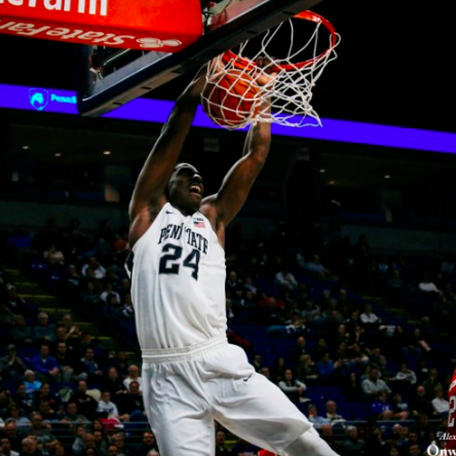 Penn State Basketball: Watkins Available Against No. 13 Virginia Tech