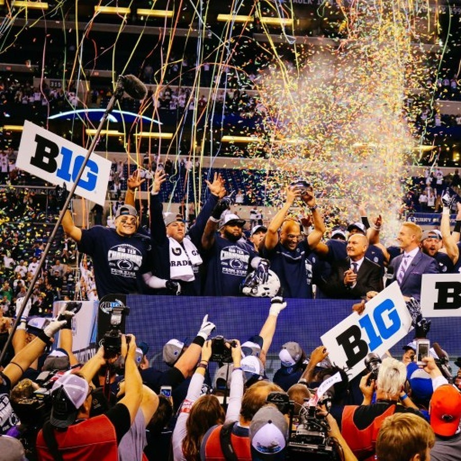 Big Ten Commissioner Hints at Possible Conference Restructuring