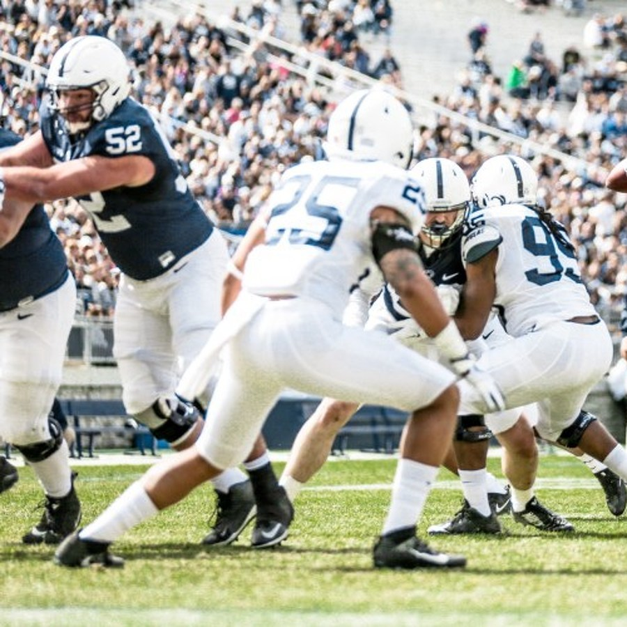 Penn State Linebacker Brelin Faison-Walden to Transfer
