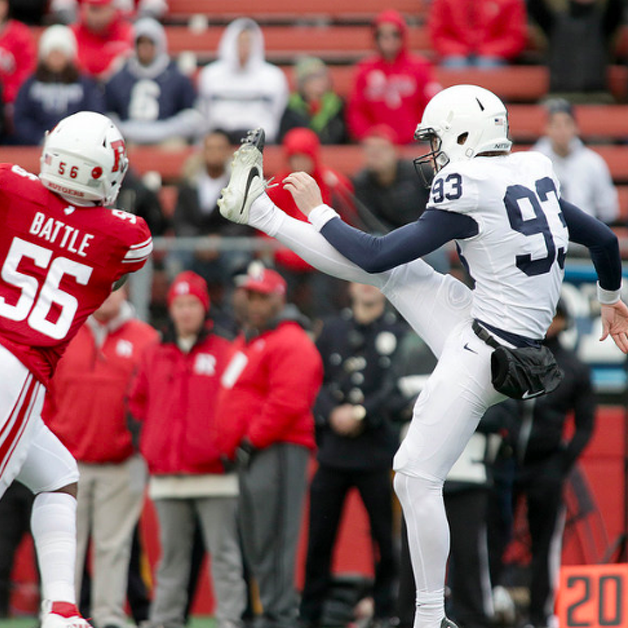 Penn State Football: Gillikin Had Historic Year, Even If He Wasn't Pleased With It